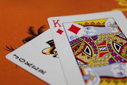 Cards, Playing, Game, Gambling, Gamble, Casino