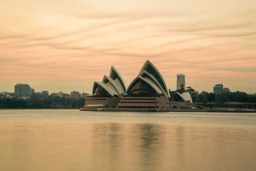 Sydney Opera House, Sydney, Australia, Bennelong Point