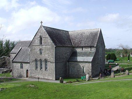 Ballintubber, Abbey, County Mayo, Ireland, Church