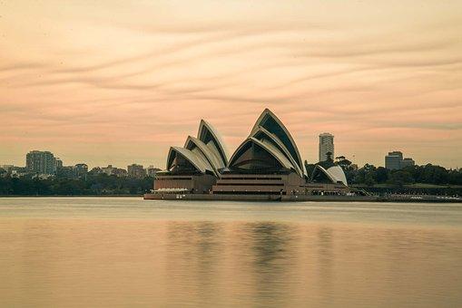 Sydney Opera House, Sydney, Australia, Bennelong Point