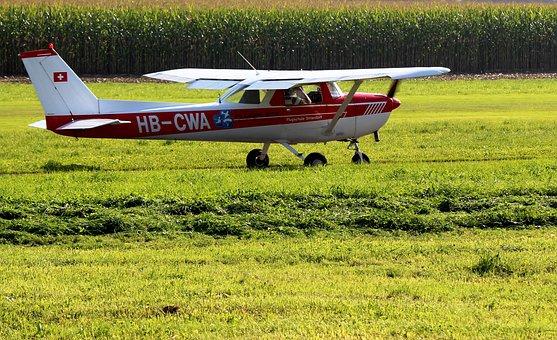 Cessna, Air Traffic, Flight School, Learn To Fly