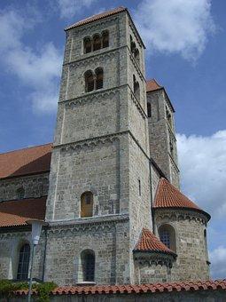 Basilica Of St Michael, Late Romanesque
