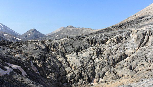 Lefka Ori, Mountains, Desert, Dry, Crete, Greece