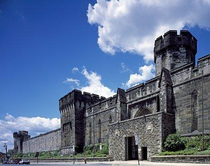 Eastern State Penitentiary, Prison, Pennsylvania, Walls