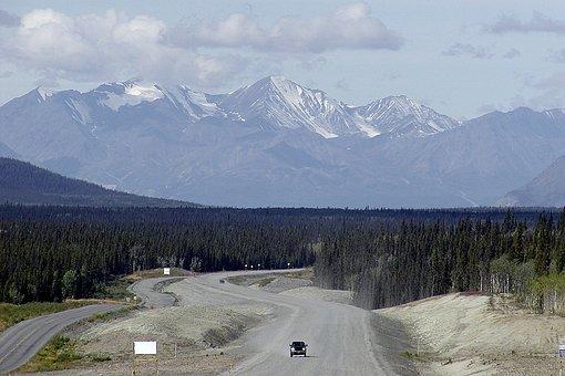 Yukon Territory, Canada, Kluane Provincial Park