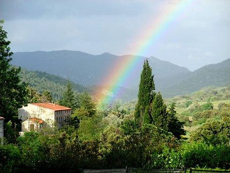 Cucugnan, France, Aude Department, Languedoc Roussillon
