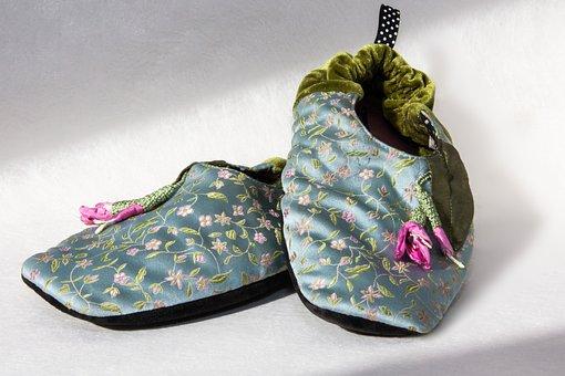 Shoes, Slippers, Fashionable, Stylish, Trendy