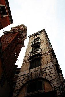 St Mark's Square, Campanile, San Marco, Venice