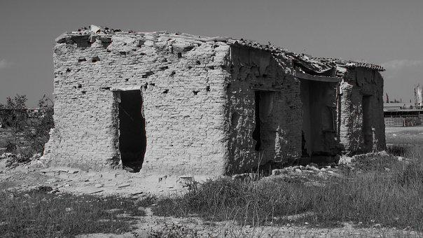 Old House, Ruin, Destroyed, Abandoned, Ruined, Damage