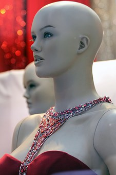 Mannequin, Female, Woman, Fashionable, Fashion, Style