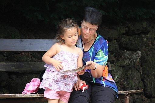 Grandma, Grandson, Generations, Love, Detention