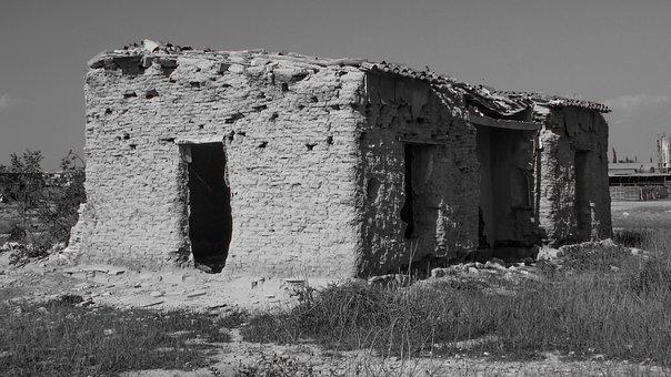 Old House, Ruin, Destroyed, Abandoned, Ruined, Damage