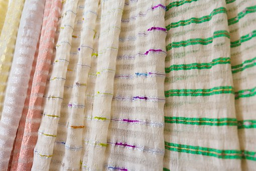Background, Bright, Bunch, Cloth, Color, Colorful