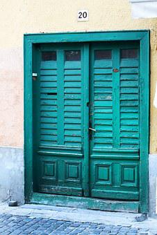 Door, Gate, Doors And Windows, Old, Handle