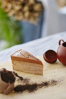 Sweets, Cake, Gift, Dessert, Thaitea, Tea, Ghostsweets