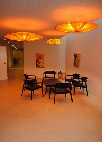 Light, Lighting, Ceiling Lights, Orange