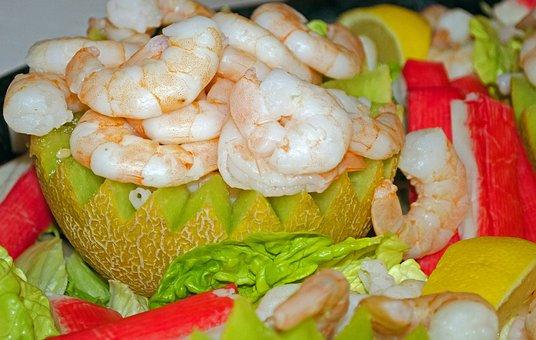 Seafood, Sea, Food, Seasons, Shrimp, Lunch, Snack