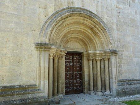 Church, Dom, Rhaeto Romanic, Romanesque