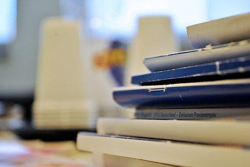 Journal, Magazine, Magazines, Waiting Room