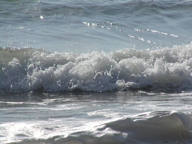 Waves, Water, Beach, Rolling, Seashore, Sand