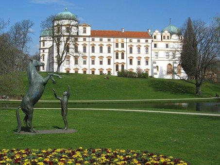 Celle, Germany, Castle, Cellse, Building, Structure