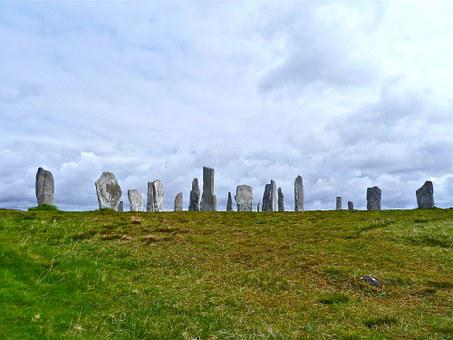 Stone Circle, Celtic, Stones, Ancient, Heritage