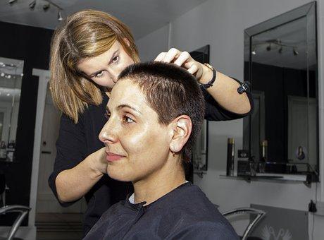 Hairdresser, Haircut, Hair, Salon, Hairstyle, Care