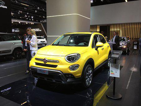 Fiat, 500x, Suv, Crossover, Jeep, Offroad, City, 4 X 4
