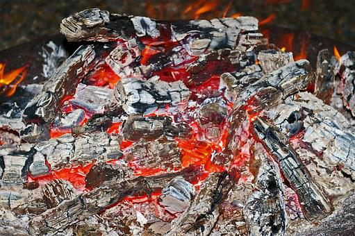 Fire Bowl, Fire, Flame, Burn, Hot, Blaze, Garden, Grill
