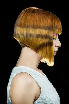 Hair Salons, Models, Hair, Color, Trick, Fashion