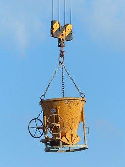 Load Lifter, Construction Work, Crane, Last