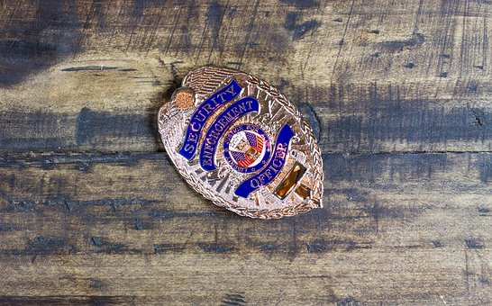 Badge, Cop, Safety, Safe, Shield, Police, Policeman