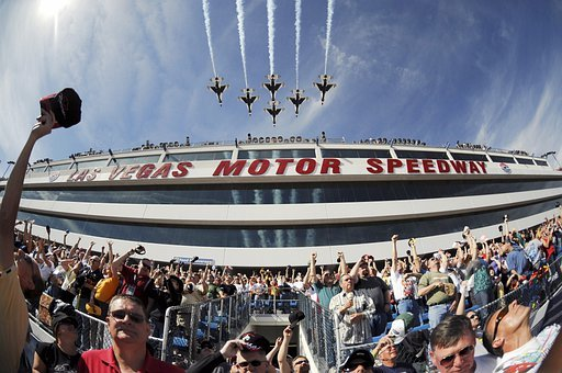 Las Vegas, Nevada, Motor Speedway, Race, Thunderbirds