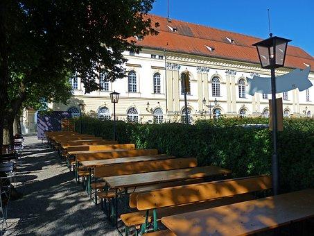Schloss Dachau, Summer Residence, Wittelsbacher