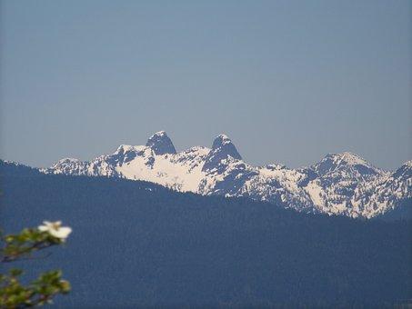 Vancouver, Lions Mountain, Snow Mountain