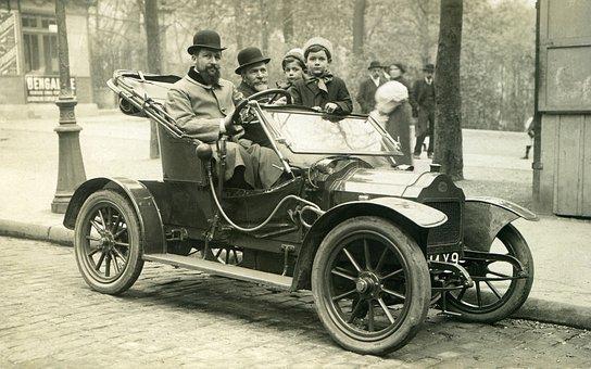 Oldtimer, Automotive, Auto, Brouhot