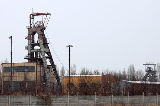 Architecture, Coal, Fuel, Industrial, Industry