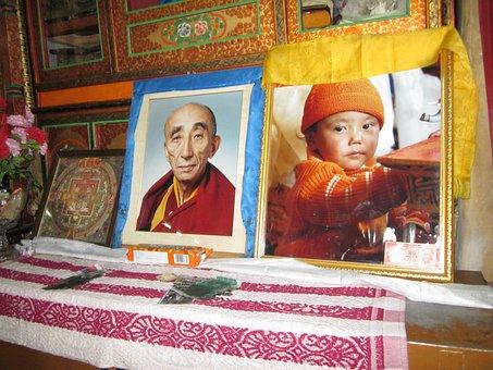 Bakula, Rinpoche, Rimpoche, Photo, Spituk Monastery