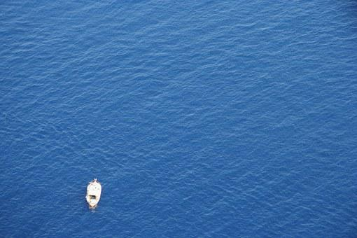 Sea, Breeze, Boat, Yacht, Blue, Water, Rest, Relaxation