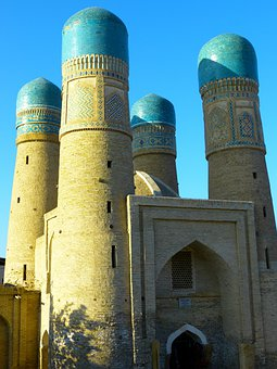 Mosque, Minor Choir, Four Minarets, Minaret, Pray