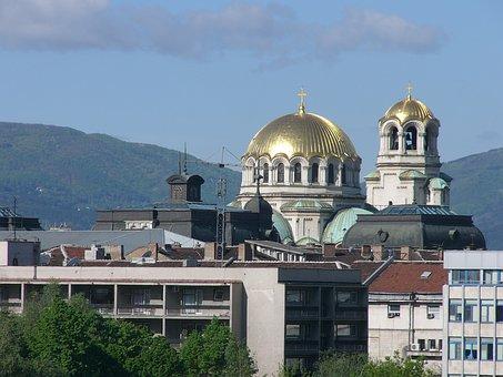 Church, Cathedral, Sofia, Church Of Alexander Nevsky