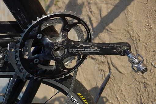 Crankset, Cyclocross Bike, Cyclocross, Across Country