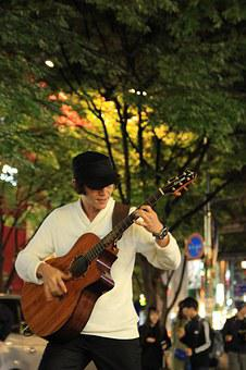 Etc, Played, Bus King, Show, Music, Acoustic Guitar