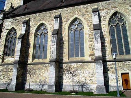 Principality Of Liechtenstein, Church Of St Florin