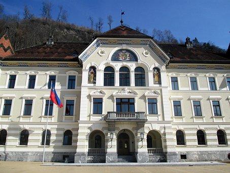 Principality Of Liechtenstein, Government Buildings