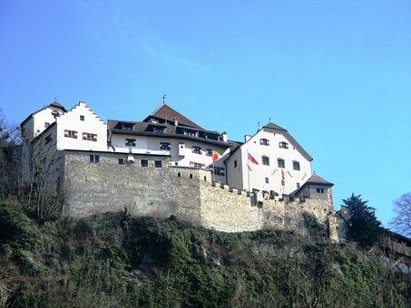 Principality Of Liechtenstein, Vaduz Castle