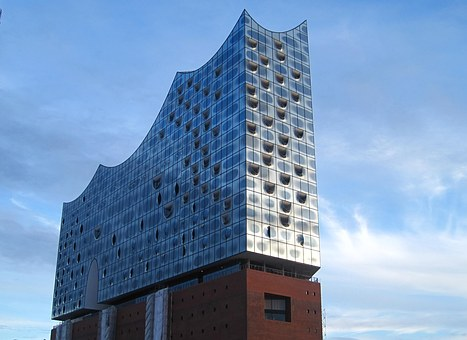 Elbe Philharmonic Hall, Hamburg, Building, Architecture