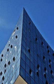 Elbphilharmonie Eastern Tip, Major Project, Hamburg