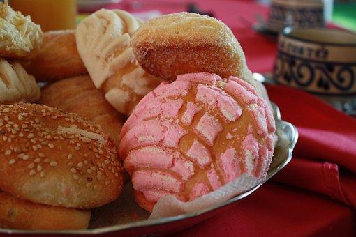 Bread, Sweet Bread, Artisan Bread, Shell, Mexican