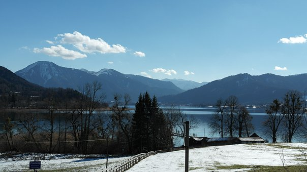 Tegernsee, Community, Place, Bavaria, Lake, Water